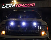 Ford Raptor Style LED Grille Lights