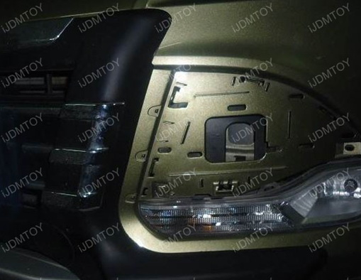 Ford LED DRL
