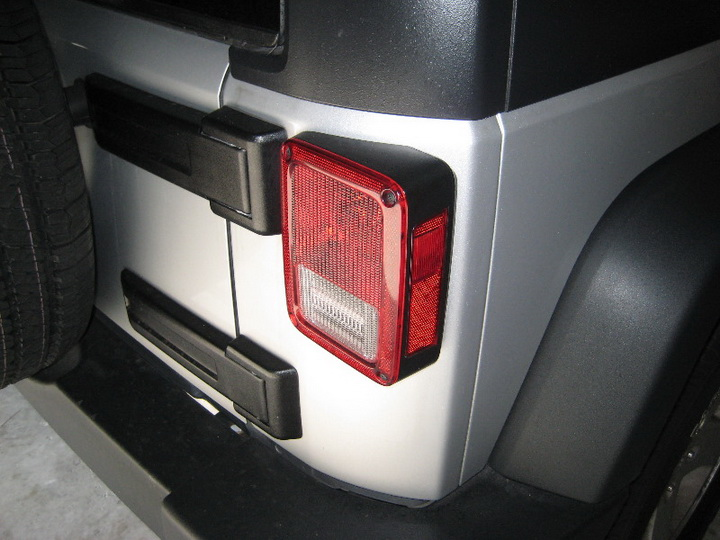 Install Jeep Wrangler LED Tail Lights