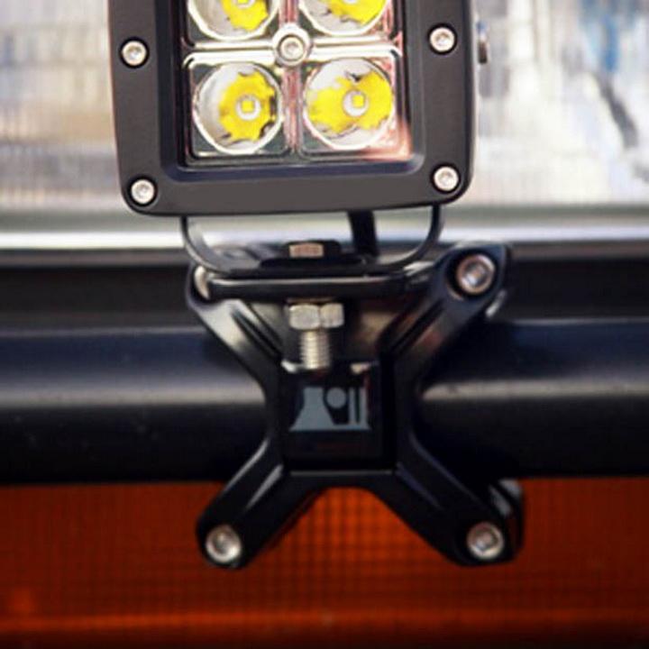 bullbar X Clamp LED pod light