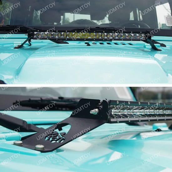 Jeep Wrangler JK LED Light Bar