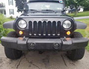 Install Jeep Wrangler LED Turn Signal Lights