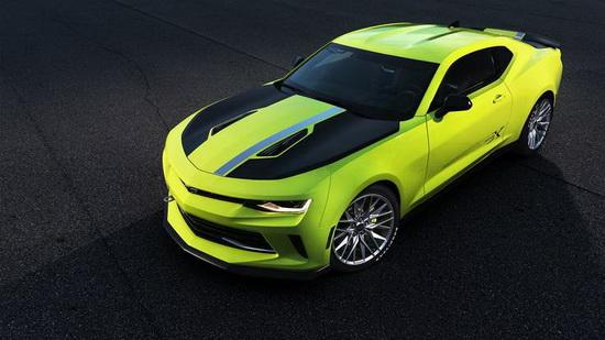 Chevy SEMA 2016
