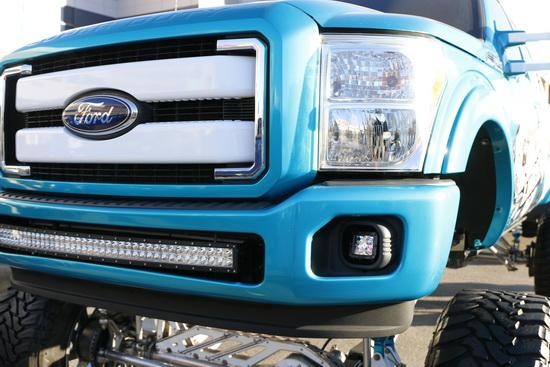 SEMA Truck LED
