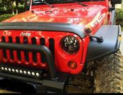 Install Jeep Wrangler LED Headlights