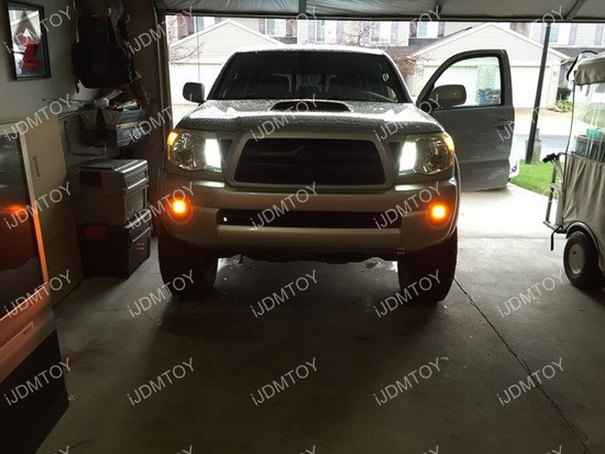 Dually Flush Mount LED Pod Light