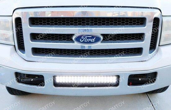 Ford F-250 LED Light Bar Kit