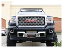 Install GMC Sierra LED Pod Light Kit