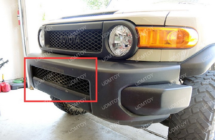 How to install toyota fj cruiser led light bar install toyota fj cruiser led light bar mozeypictures Gallery