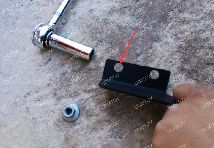Install Toyota FJ Cruiser LED Light Bar