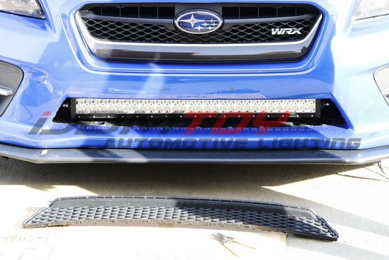 2015 Up Subaru Wrx Sti Off Road Led Light Bar Ijdmtoy