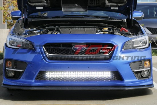 2015 up subaru wrxsti off road led light bar ijdmtoy blog for subaru wrx led light bar aloadofball Gallery