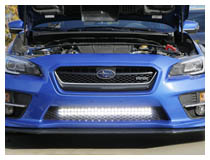 Install 2015-up Subaru WRX/STi LED Light Bar