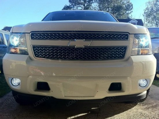 Chevrolet Tahoe 5202 9009 LED Bulbs