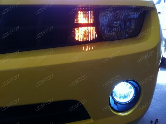 Chevy Camaro Switchback 3157 LED Turn Signal Light