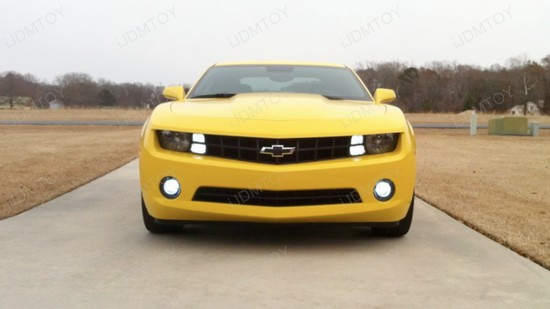 Chevy Camaro Switchback 3157 LED Turn Signal Light Bulbs 5