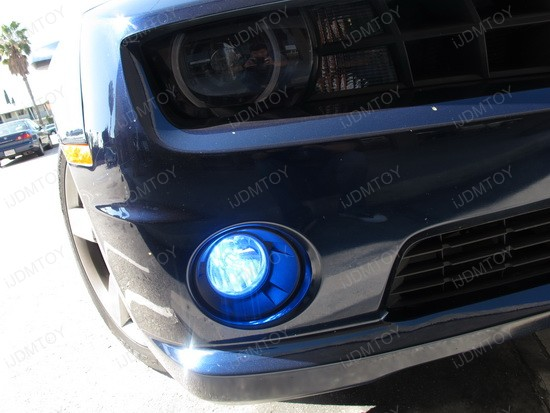 Chevy Camaro LED Fog Lights 3