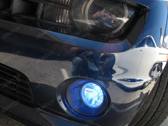 Chevy Camaro LED Fog Lights 4