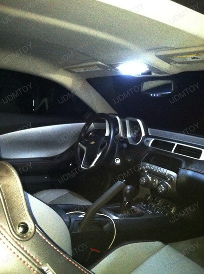 Chevrolet Camaro Complete LED Interior Package