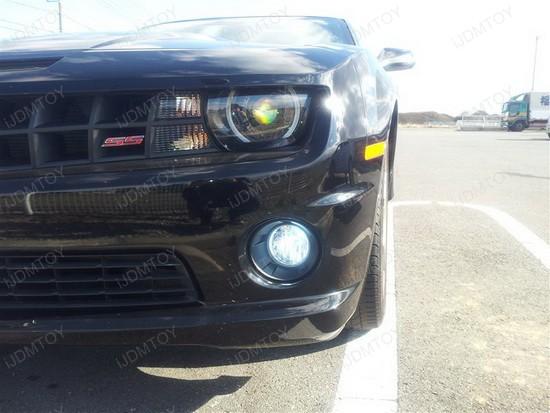 CREE-Q5/Luxeon High Power P13W LED Bulbs on Chevy Camaro