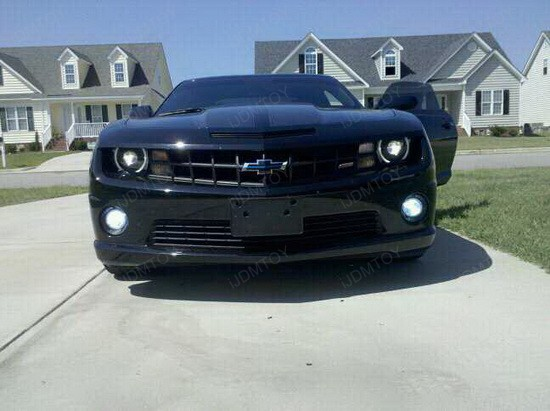 Chevy Camaro P13W LED Fog Lights 1