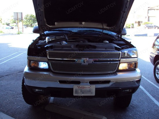 Chevy Suburban 3157 LED Bulbs