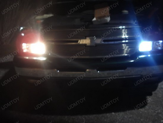 Chevrolet Silverado 3157 LED DRL Driving Lights 2