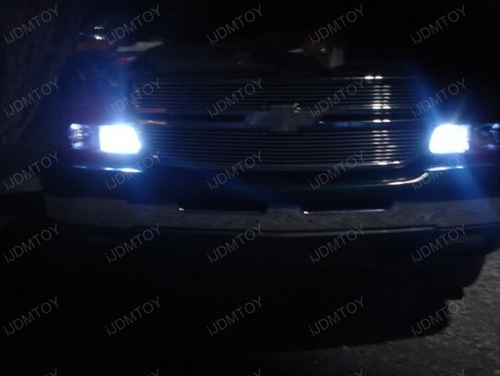 Chevrolet Silverado 3157 LED DRL Driving Lights 3