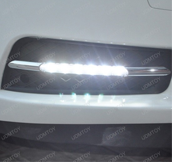 Chevy Cruze High Power LED DRL 1