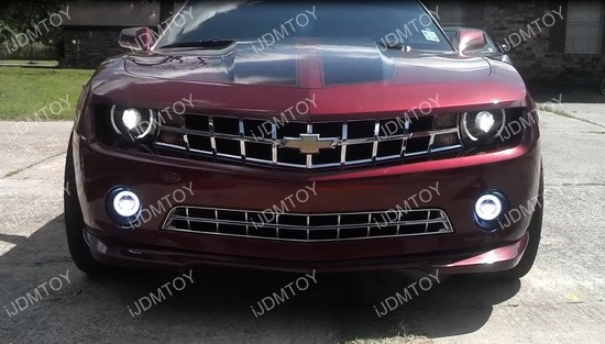 Camaro LED Fog Light Kit 03
