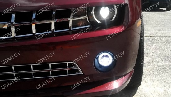 Camaro LED Fog Light Kit 04
