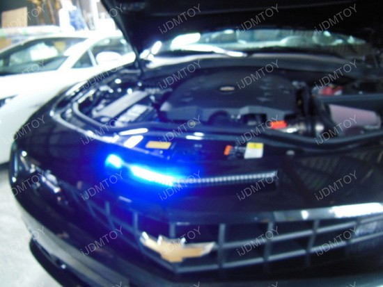 Chevy Camaro LED Scanner 01