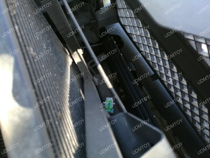 Chevy GMC LED Light Bar 09