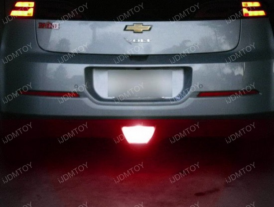 How to Install Switchback LED Brake Light on Chevy Volt