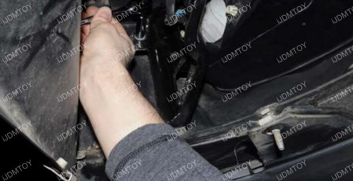 How To Install Chevy Silverado Led Fog Light Kit