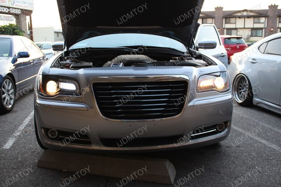 Chrysler 300 PSY24W LED Turn Signal Light Bulbs 1