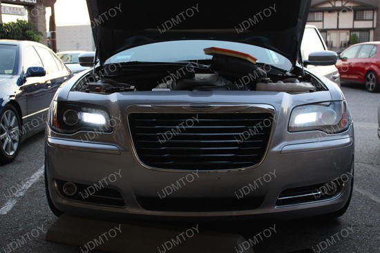 Chrysler 300 PSY24W LED Turn Signal Light Bulbs 2