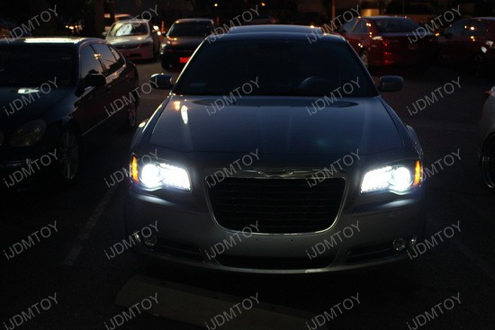 Chrysler 300 PSY24W LED Turn Signal Light Bulbs 4