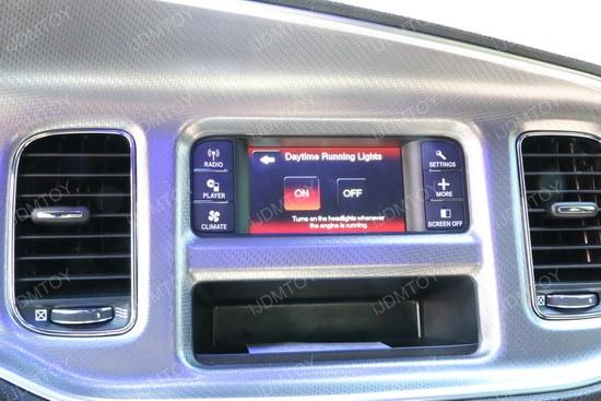 Dodge Charger LED DRL 02