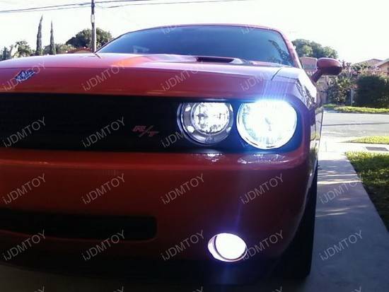 dodge challenger switchback LED 01