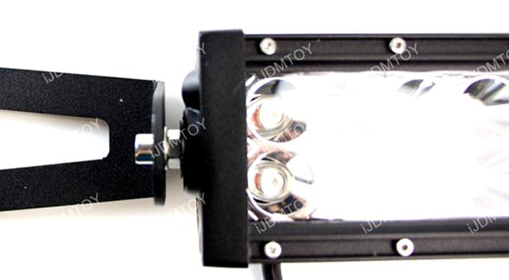 Dodge RAM LED Light Bar Install 06