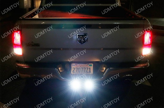 Dodge Ram 1500 Led Backup Lights Ijdmtoy Blog For