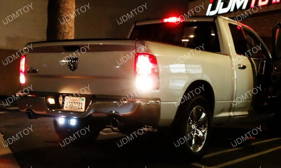 Dodge RAM1500 LED Pod Reverse Light 07