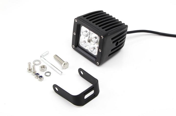 Install Dodge RAM LED Reverse Light 01