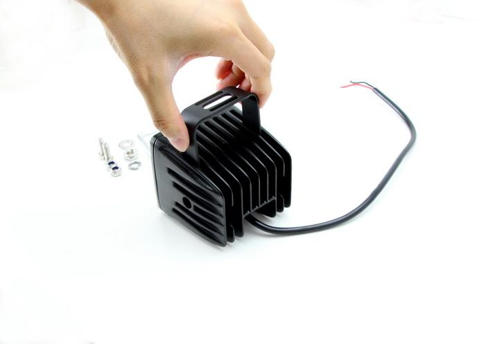 Install Dodge RAM LED Reverse Light 02