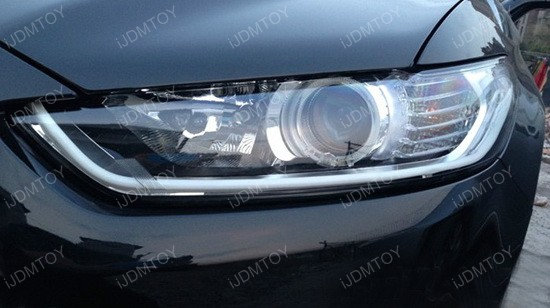 Switchback LED Headlight Strip 02