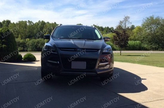 Ford Escape OEM Fit LED DRL 02