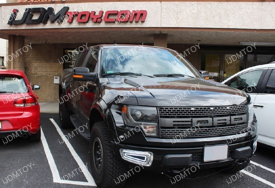 Ford F150 Raptor LED DRL 01