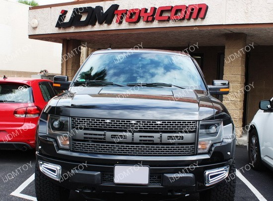 Ford F150 Raptor LED DRL 03