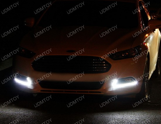 Ford Fusion LED DRL 07